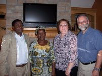 Tanzanian Friends